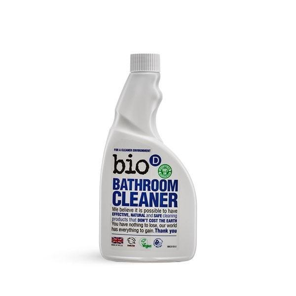 Bio-D Bathroom Cleaner Spray Refill 0.5l