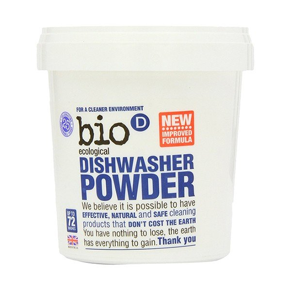 Bio-D Dishwasher Powder 0.72kg