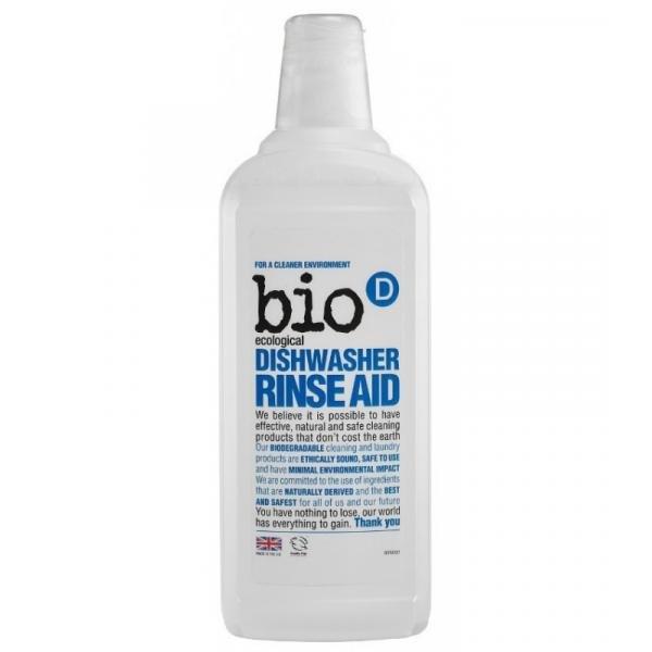 Bio-D Dishwasher Rinse Aid 0.75l
