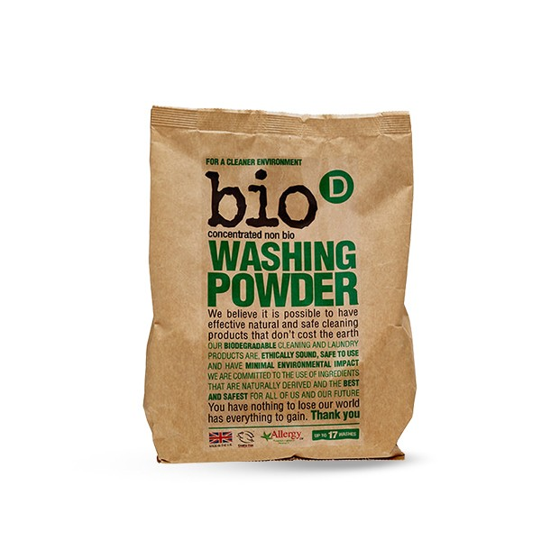 Bio-D Eco- friendly Washing Powder 1kg