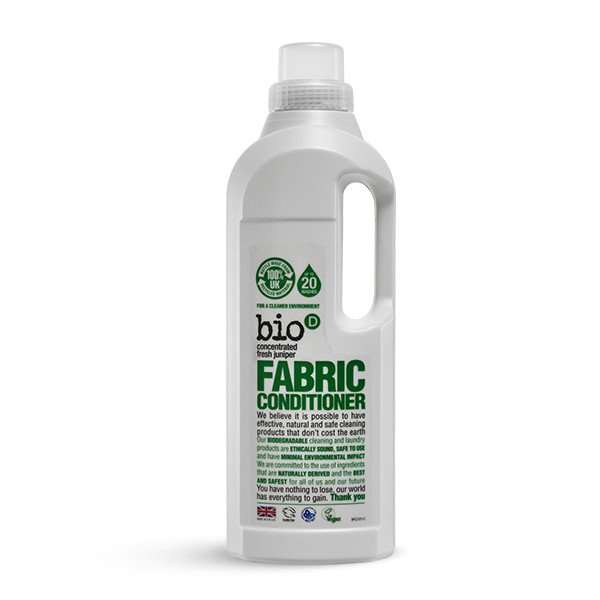 Bio-D Eco-friendly Fabric Conditioner with Fresh Juniper 1l