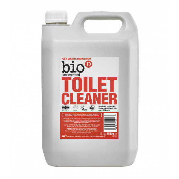 Bio-D Toilet Cleaner 5l