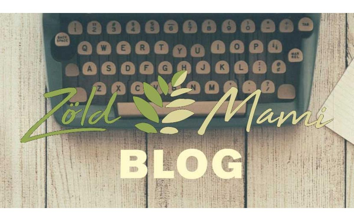 Blog posts from the Zöld Mami Webshop