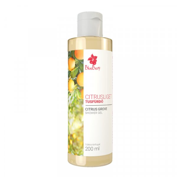 Citrus Grove Shower Gel