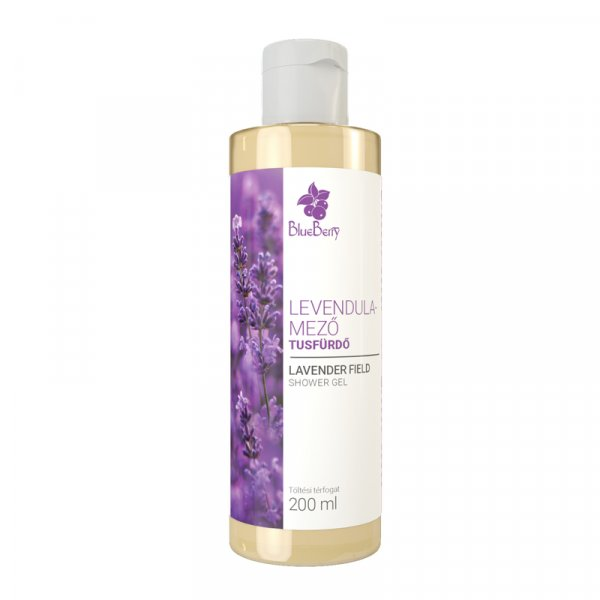 Lavender Field Shower Gel, 200 ml