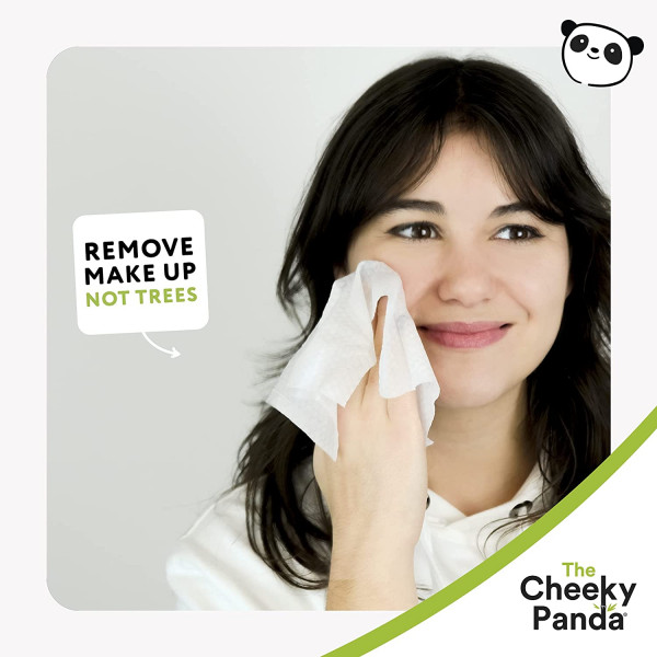 Biodegradable Facial Wipes - Unscented