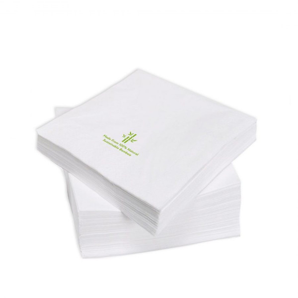 Plastic free cocktail napkins, 100 pcs