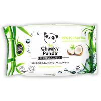 Biodegradable Facial Wipes - scented with natural ...