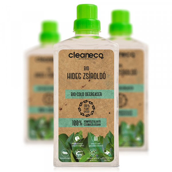 Bio Cold Degreaser 1L - in compostable packaging