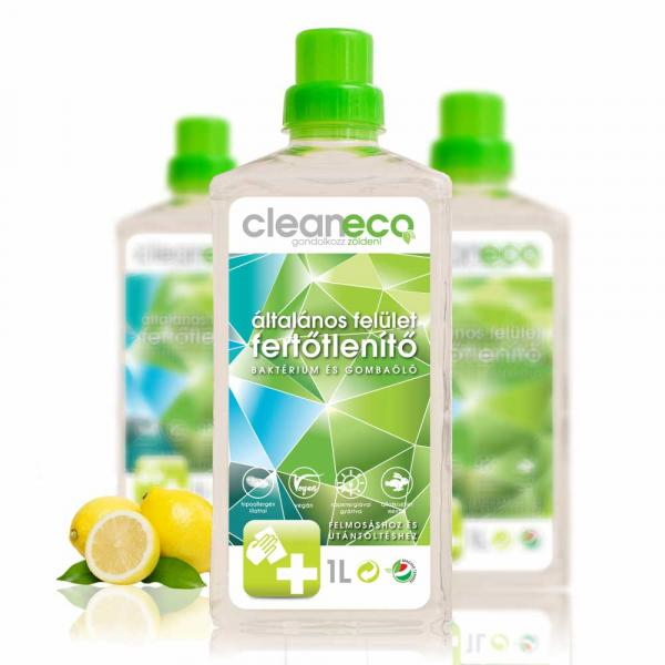 Cleaneco general Surface Disinfectant 1l