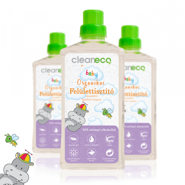 Cleaneco Baby Organic Surface Cleaner 1 litre