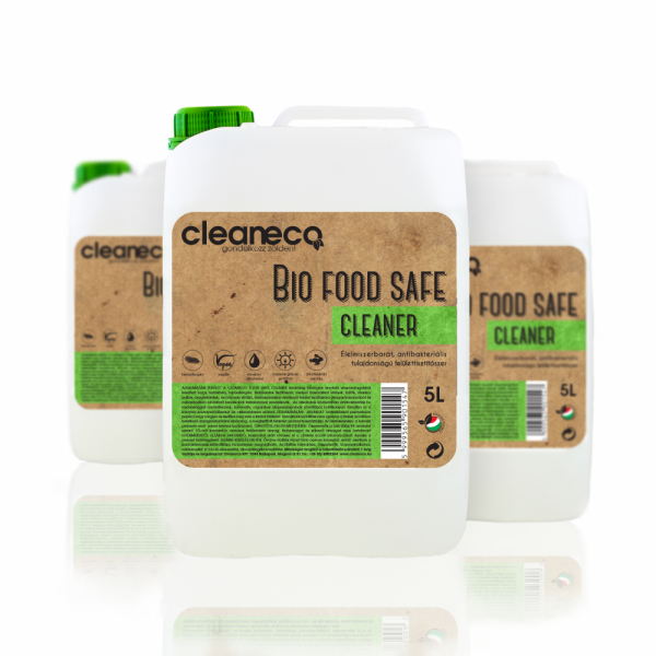 Cleaneco BIO Food safe cleaner 5 L