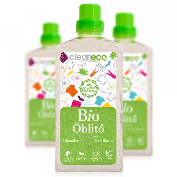 Cleaneco Bio Fabric Softener with Aloe Vera Bouque...