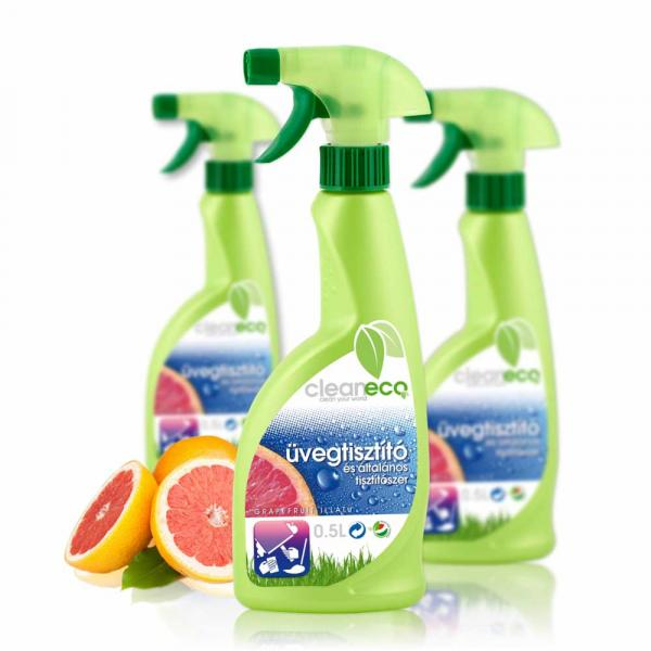 Cleaneco glass Cleaner, 0.5 L
