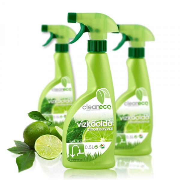 Cleaneco Scaling liquid with citric acid 0.5 L