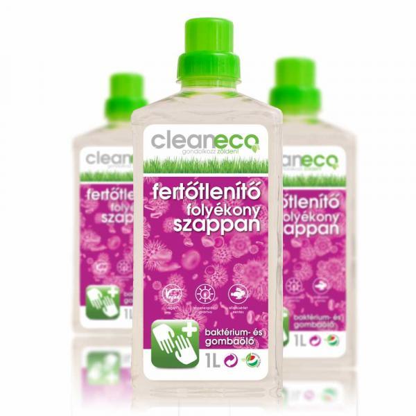 Fertőtlenítő folyékony szappan, 1 L