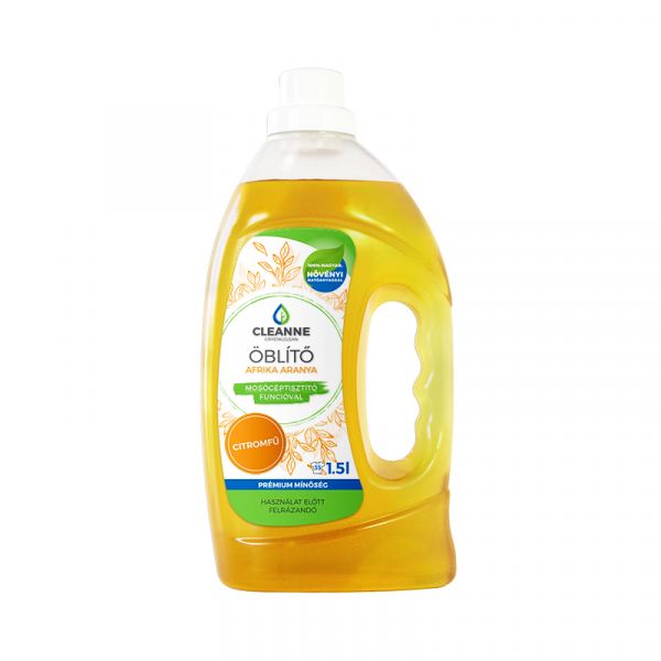Cleanne fabric softener Africa's Gold 1,5l (lemon ...