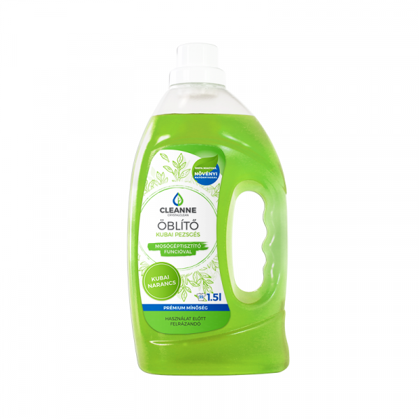 Cleanne fabric softener Cuban Fizzle 1,5l (cuban o...