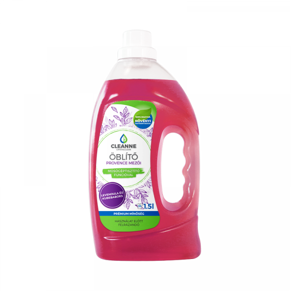 Cleanne fabric softener Fields of Provence 1,5l (l...