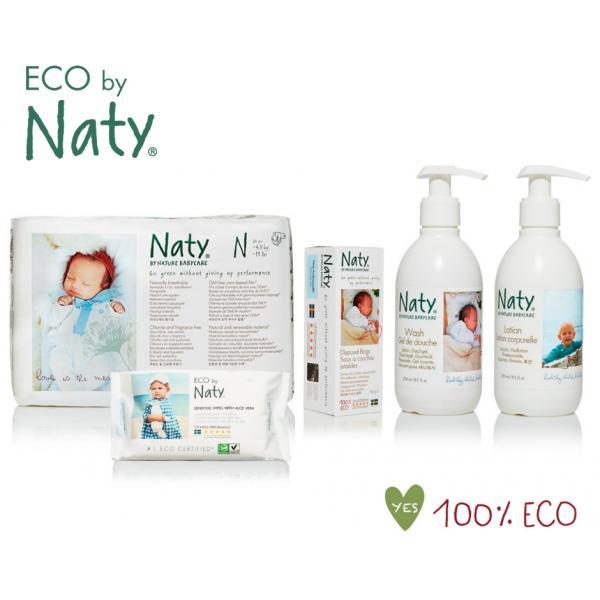 Naty® újszülött csomag