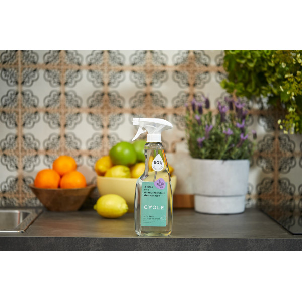 Cycle all purpose cleaner spray with levander 500m...