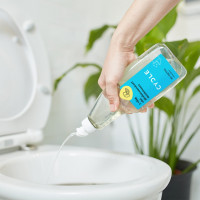 Cycle toilet cleaner with lemon 500ml