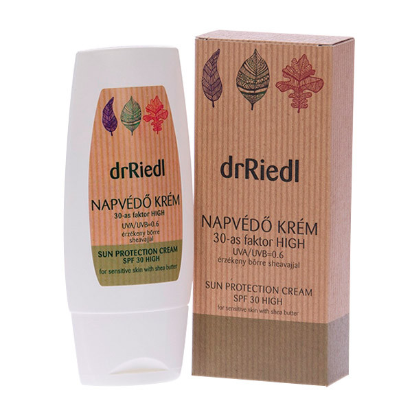dr Riedl sun protection cream SPF30