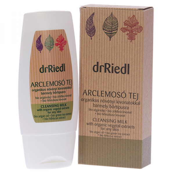 dr Riedl cleansing milk 100ml