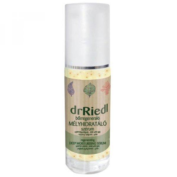 Dr Riedl bőrregeneráló hatású mélyhidratáló Szérum 30 ml