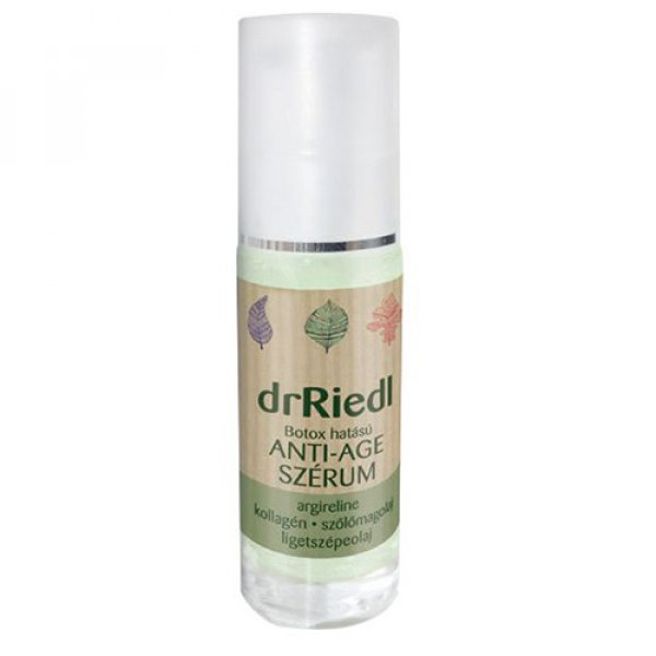 Dr Riedl Botox Effect Anti-Age Serum 3x3ml