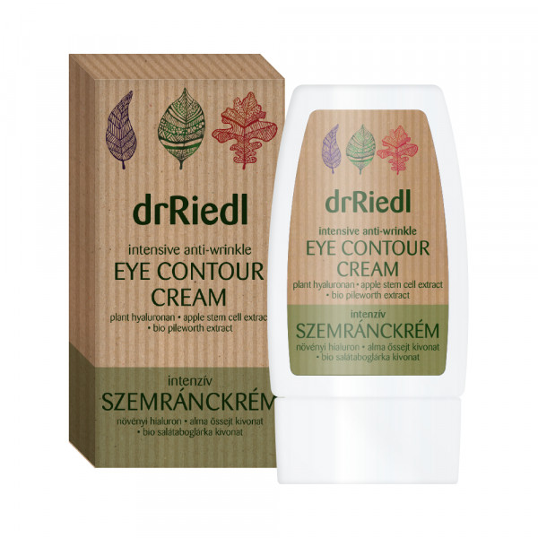 dr Riedl intensive anti-wrinkle eye contour cream ...