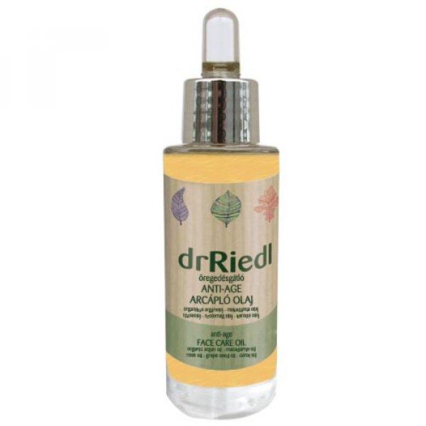 Dr Riedl öregedéstgátló arcápoló olaj 30 ml