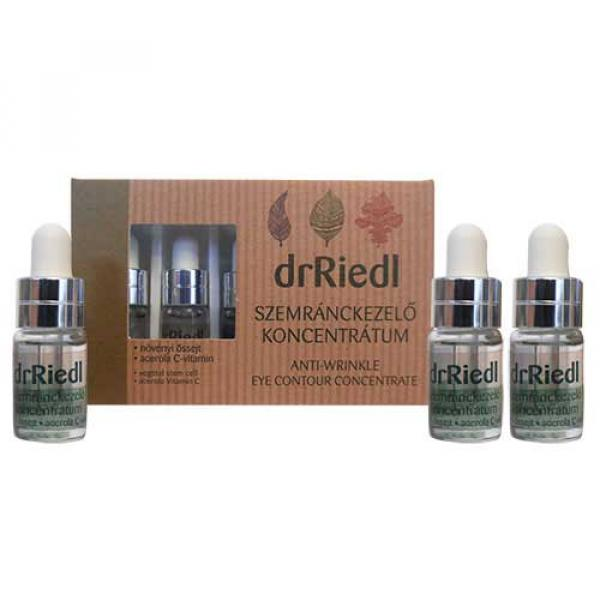 Dr Riedl Anti-Wrinkle Eye Contour Concentrate 3x3 ml