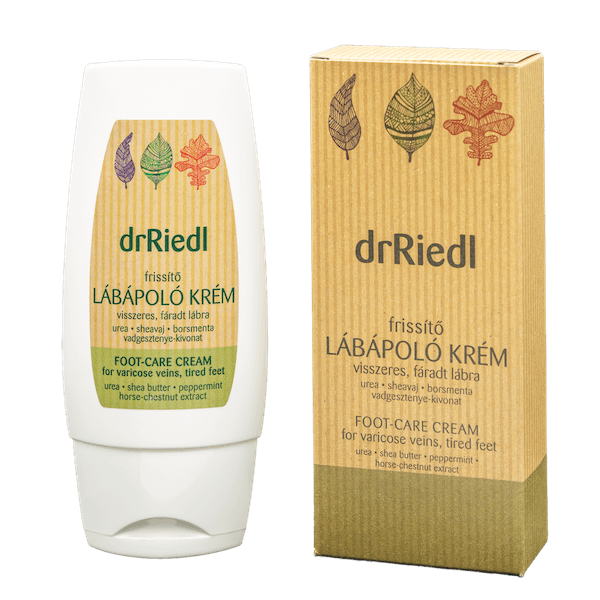 Dr Riedl revitalizing foot lotion, 100 ml