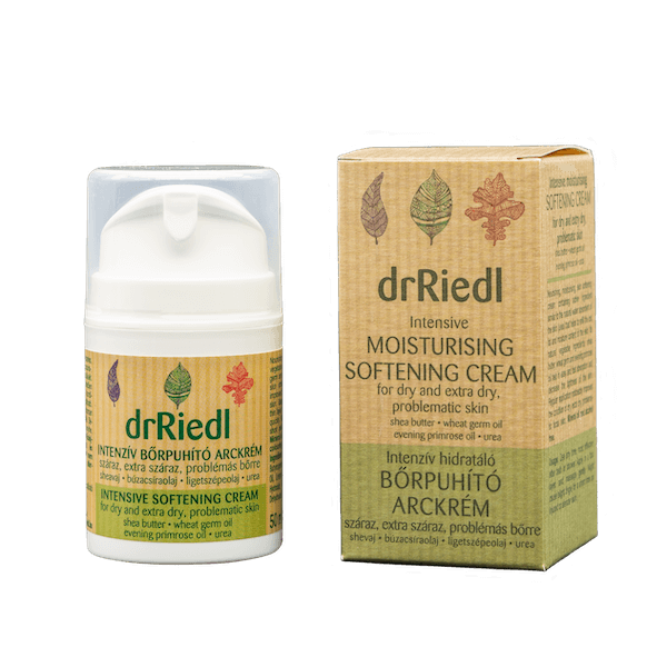 dr Riedl Intensive softening face cream