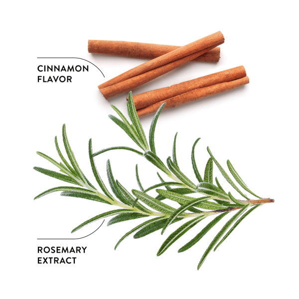 ECODENTA EXTRA Cinnamon toothpaste against caries with rosemary extract and Teavigo™ 100 ml