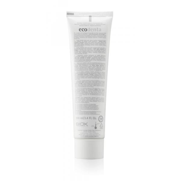 ECODENTA EXTRA Triple effect toothpaste with white clay, propolis and Teavigo™ 100 ml
