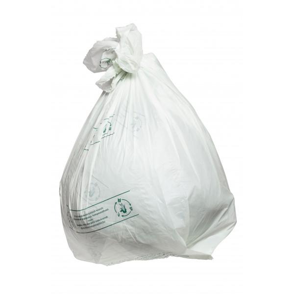 Eco bin liner, 60 l, 10 pcs