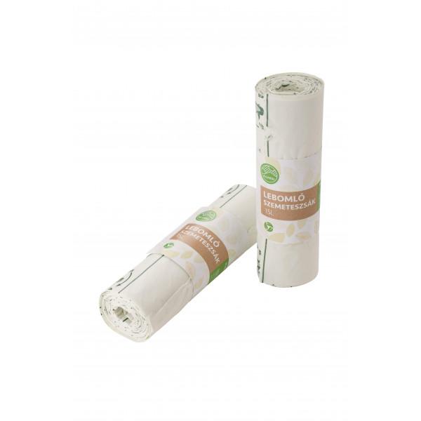 Eco bin liner, 10 l, 10 pcs