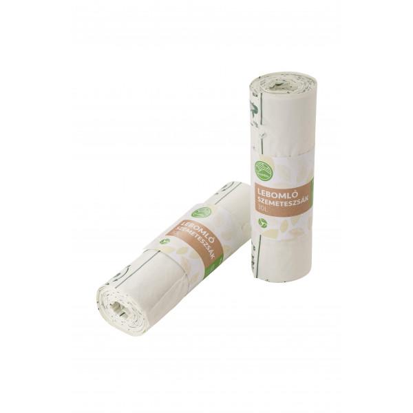 Eco bin liner, 30 l, 10 pcs