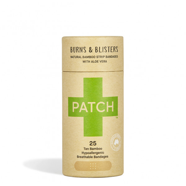 PATCH Biodegradable Plasters aloe vera