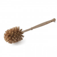 Plastic Free Toilet Brush - Smaller Brush (FSC 100...