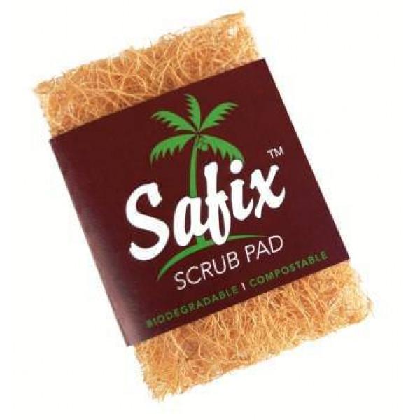 Safix Scrub Pad - Coconut Fiber Scouring Pad