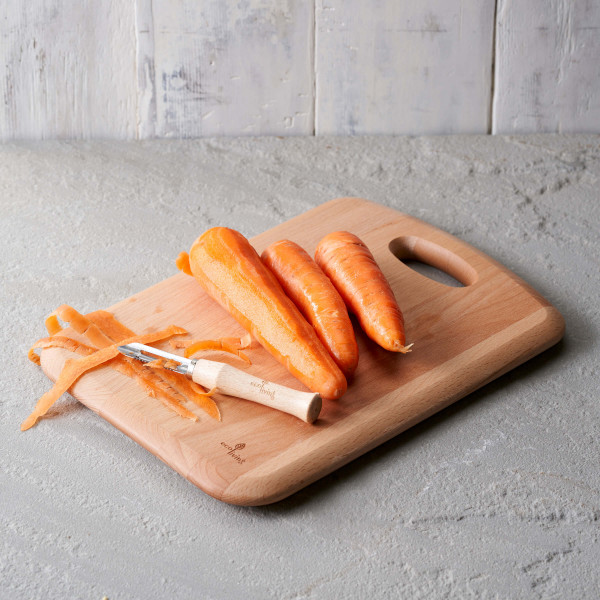 Wooden Chopping Board with Handle 34 cm