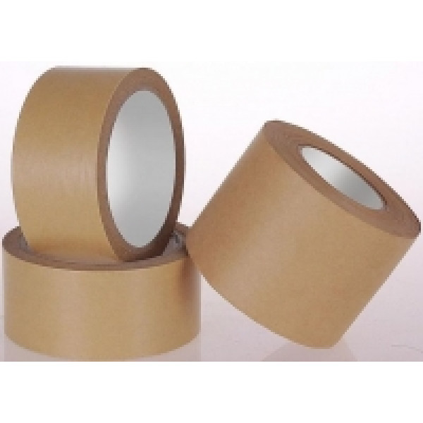 Paper based packaging tape