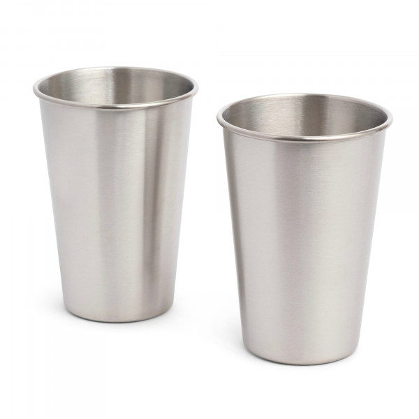 Stainless steel cup 1pcs 350ml
