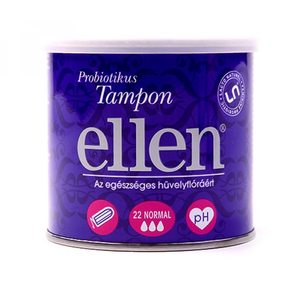 Ellen® Probiotic Tampons Normal - Economy