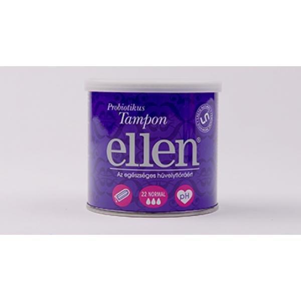 Ellen® Probiotic Tampons Normal