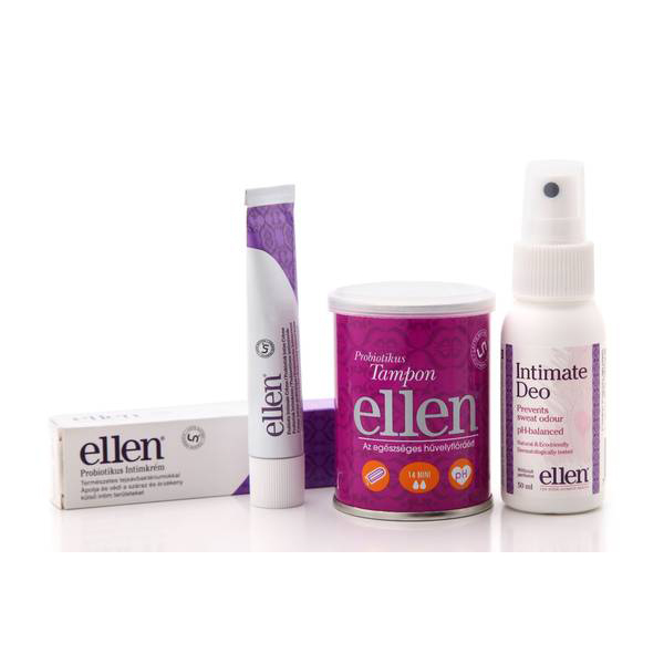 ellen® Beach package