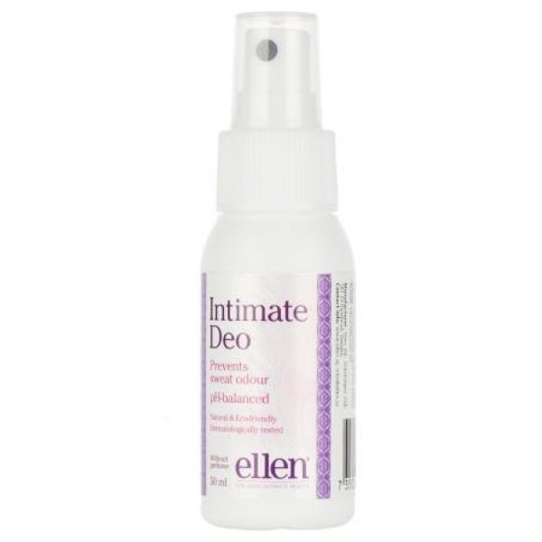 ellen® tejsavas intim frissítő spray